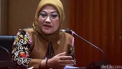 Menaker Rapat Bareng DPR Bahas Subsidi Gaji