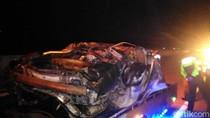 Identitas Korban Meninggal-Luka Kecelakan di Tol Boyolali Tadi Malam