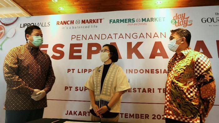 PT Supra Bisa Lestari (RANC) jalin kerjasama dengan Lippo Malls indonesia (LMI). RANC berencana untuk menempati 4 (empat) mal yang dikelola oleh Lippo Malls.