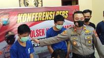 Modal Telepon, Napi Lapas Makassar Gondol Mobil dari Hotel