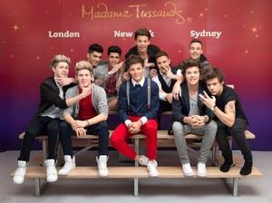 Madame Tussauds Singkirkan Patung Lilin One Direction Setelah 7 Tahun