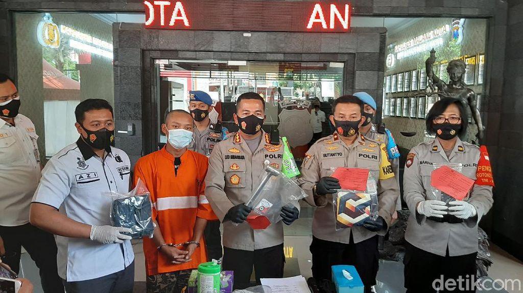 Pemuda di Malang Tega Bunuh Teman Sendiri, Kepala Korban Dipalu Dua Kali