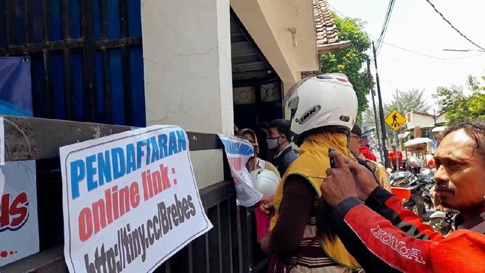 Pendaftaran bantuan modal UMKM Rp 2,4 juta di Brebes