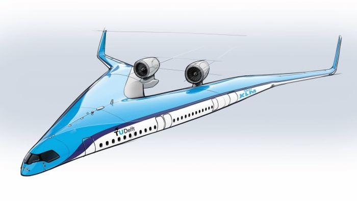 Pesawat Flying-V