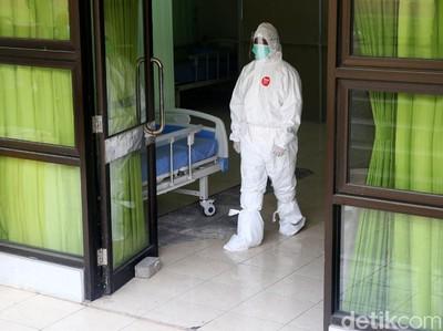 Persiapan Hotel di DKI Jakarta yang Disiapkan untuk Pasien Covid-19