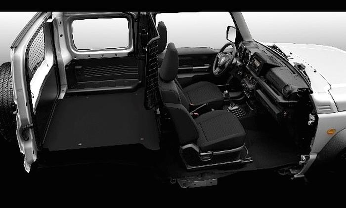 Suzuki Jimny 2 kursi