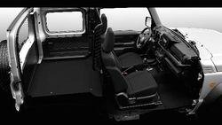 Suzuki Jimny 2 Kursi Meluncur, Jadi Kendaraan Niaga