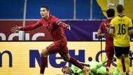 Takjubnya Pele Lihat Ronaldo Bikin 101 Gol di Timnas