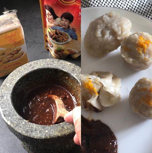 Momen Makan Anggun C Sasmi