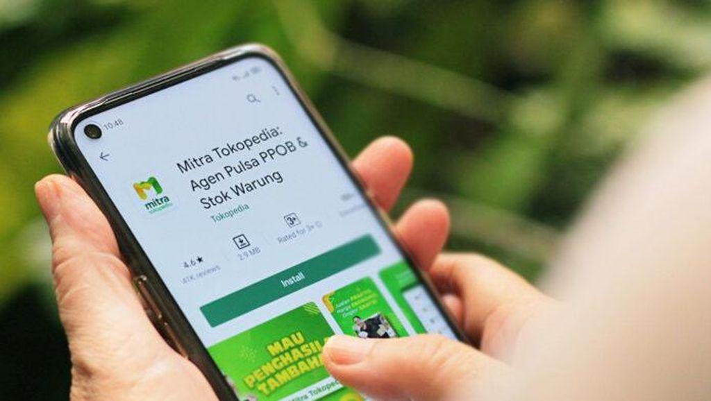Survei: Tokopedia Jadi Pilihan Utama UMKM Jualan Online