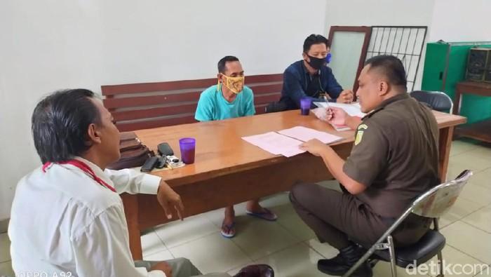 Berkas kasus DA, oknum P2TP2A Lampung Timur pemerkosa ABG dilimpahkan ke kejaksaan (Dok. Polda Lampung)