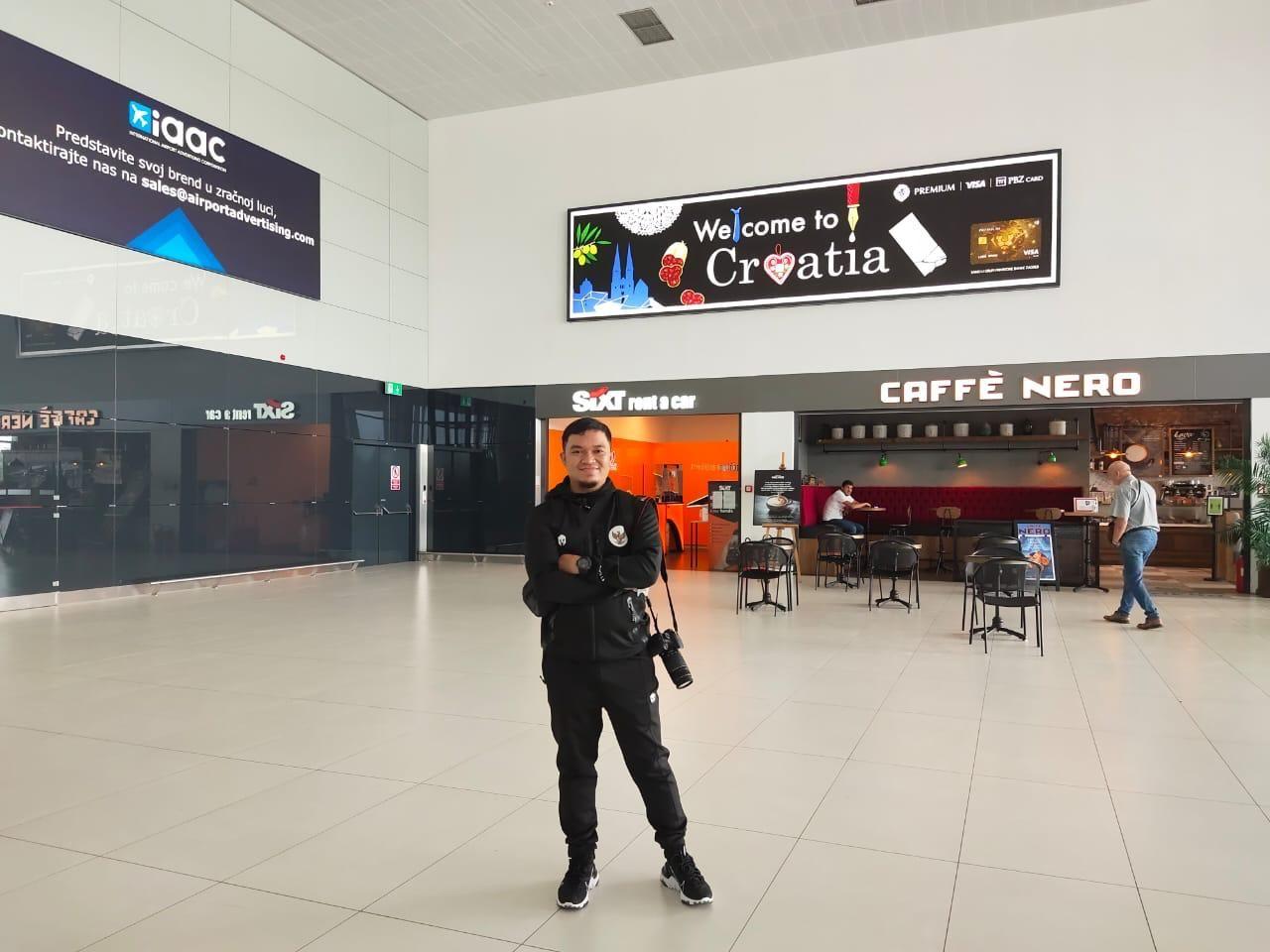 Cerita WNI Terbang ke Kroasia: Wajib Masker dan Swab, Tak Perlu Karantina