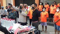 Home Industry Miras di Bojonegoro Digerebek, 9 Ribu Liter Arak Diamankan