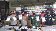 Polisi Sita 8 Kg Sabu dari Jaringan Penyelundupan di Lapas Kedungpane
