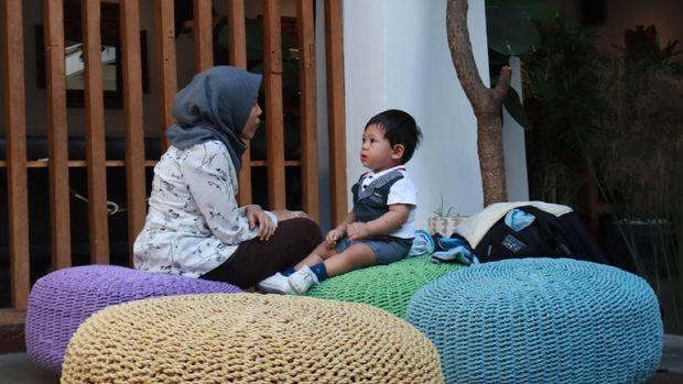 Kafe HO4, tempat nongkrong asyik di Bandung