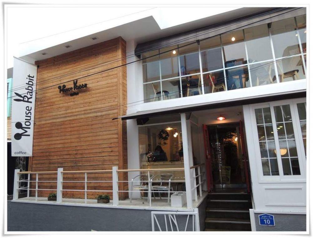 Kafe kekinian milik personil Super Junior