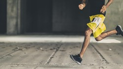 Viral Balap Lari Liar di Ciledug, Olahraga atau Malah Cari Penyakit?