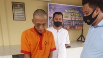 Maling Motor, Pengantin Baru di Palembang Babak Belur Diamuk Warga