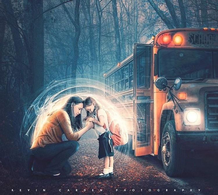 Manipulasi foto yang menakjubkan