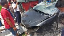 Korban Tewas MPV Tertabrak Kereta Api di Malang Bertambah Jadi 3 Orang