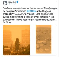 Netizen langit california