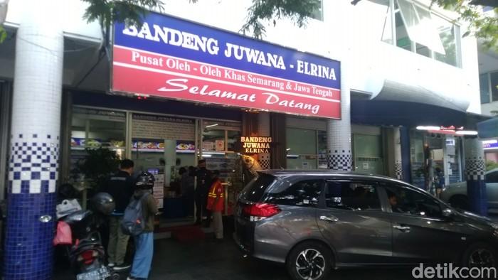 Pemilik Bandeng Juwana Semarang Meninggal Dunia