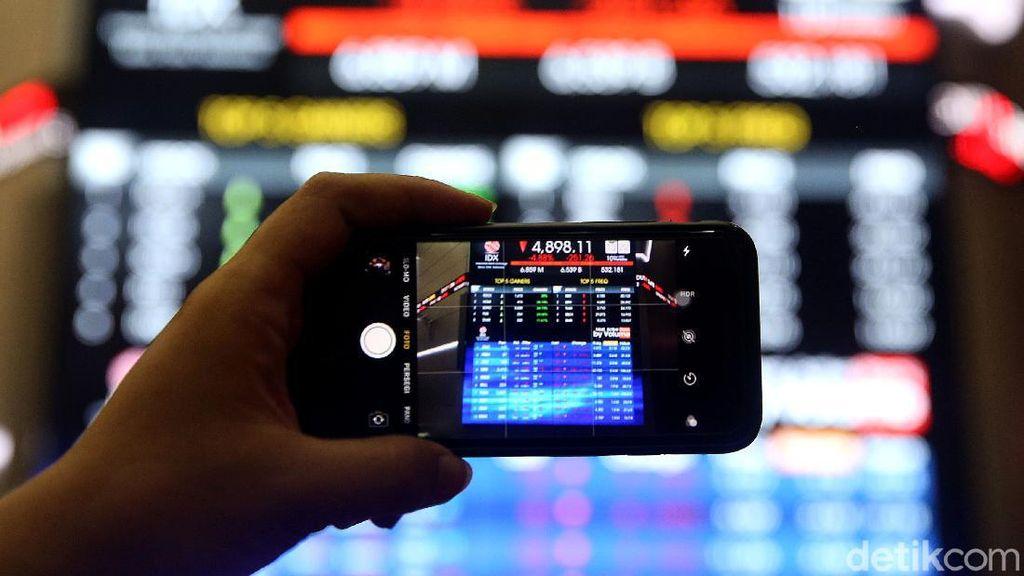Kompak Dengan Bursa Asia, IHSG Pagi Ini Dibuka Hijau di 6.289