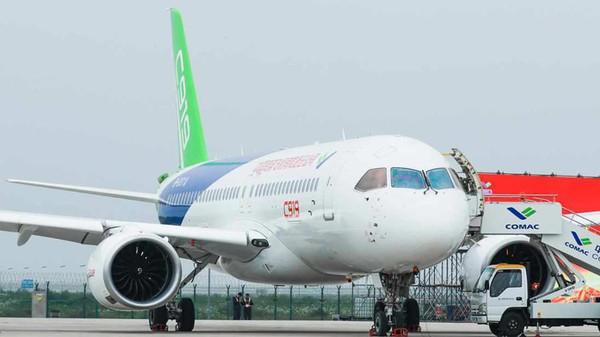Rencananya OTT akan menjadi pelanggan pertama untuk C919, operator yang beroperasi di rute utama dan regional. Maskapai ini berfokus di sekitar wilayah Delta Sungai Yangtze dan menyebar ke provinsi sekitarnya.