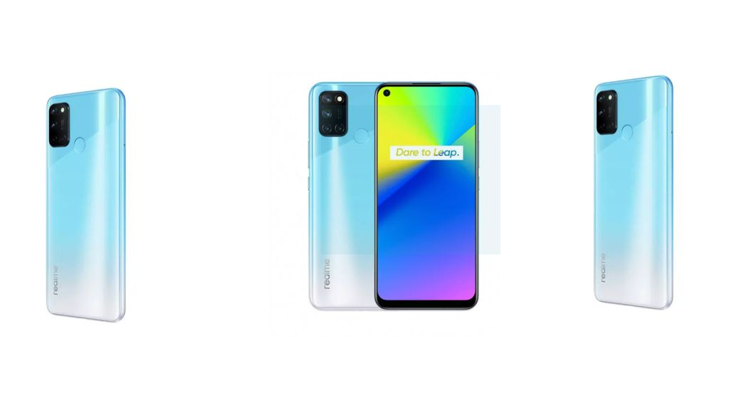 Realme 7i (Official website realme 7)