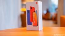 Unboxing Redmi 9C, Ponsel Anyar Xiaomi Harga Rp 1,4 Jutaan
