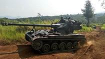 Mengenal Tank AMX-13 yang Tabrak Gerobak di Bandung