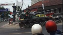 Sebelum Tabrak Motor-Gerobak, Tank TNI Berencana Latihan Uji Siap Tempur