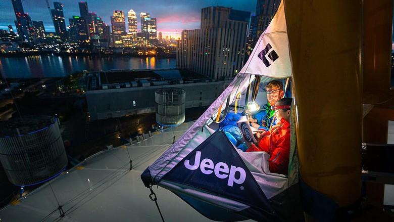 Tenda teringgi di dunia.