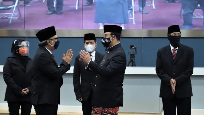 Dewan Kesenian Jakarta Periode 2020-2023 Disahkan oleh Anies Baswedan
