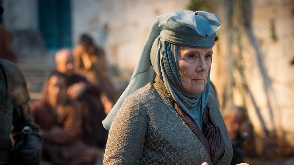 Artis The Avengers dan Game of Thrones Diana Rigg Tutup Usia