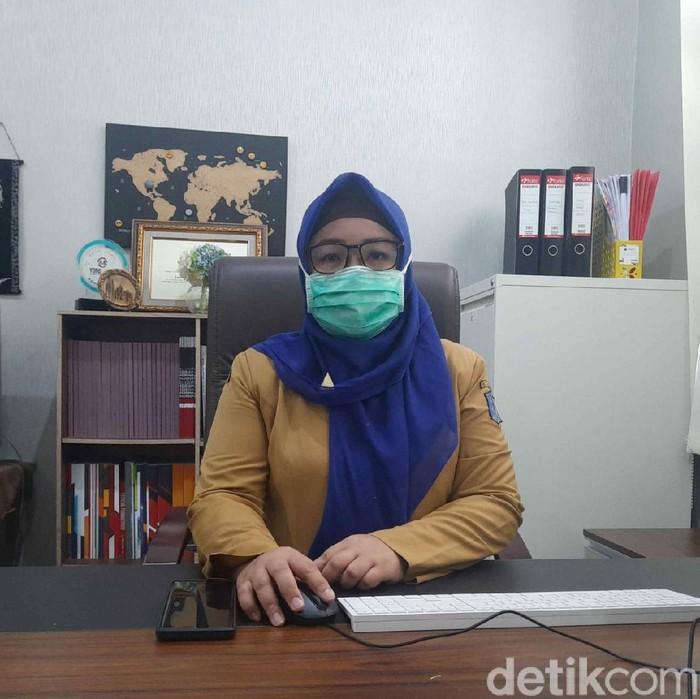 Kepala Bidang Pendidikan Anak Usia Dini, Pendidikan Masyarakat, Kesenian, dan Olahraga Pendidikan, Dispendik Surabaya Thussy Apriliyandari