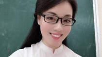Potret Dosen Seksi Vietnam, Pernikahannya Viral Penuh Drama