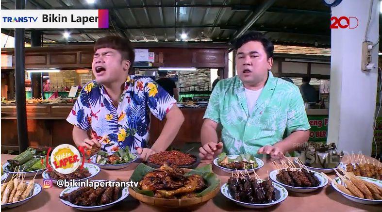 Enaknya Sate Kikil dan Ayam Bakar khas Angkringan Yogyakarta