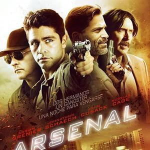 Sinopsis Film Arsenal, Dibintangi Nicolas Cage dan John Cusack