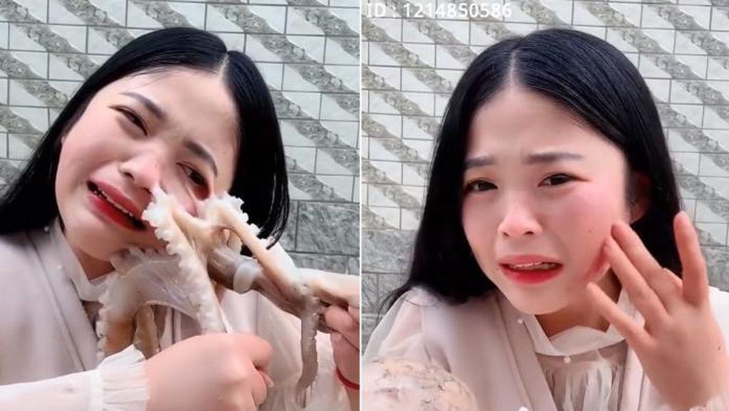Hii Ngeri! Kepiting hingga Belut Kabur Saat Akan Dimasak