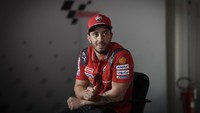 Dovizioso, Pengangguran yang Puncaki Klasemen MotoGP