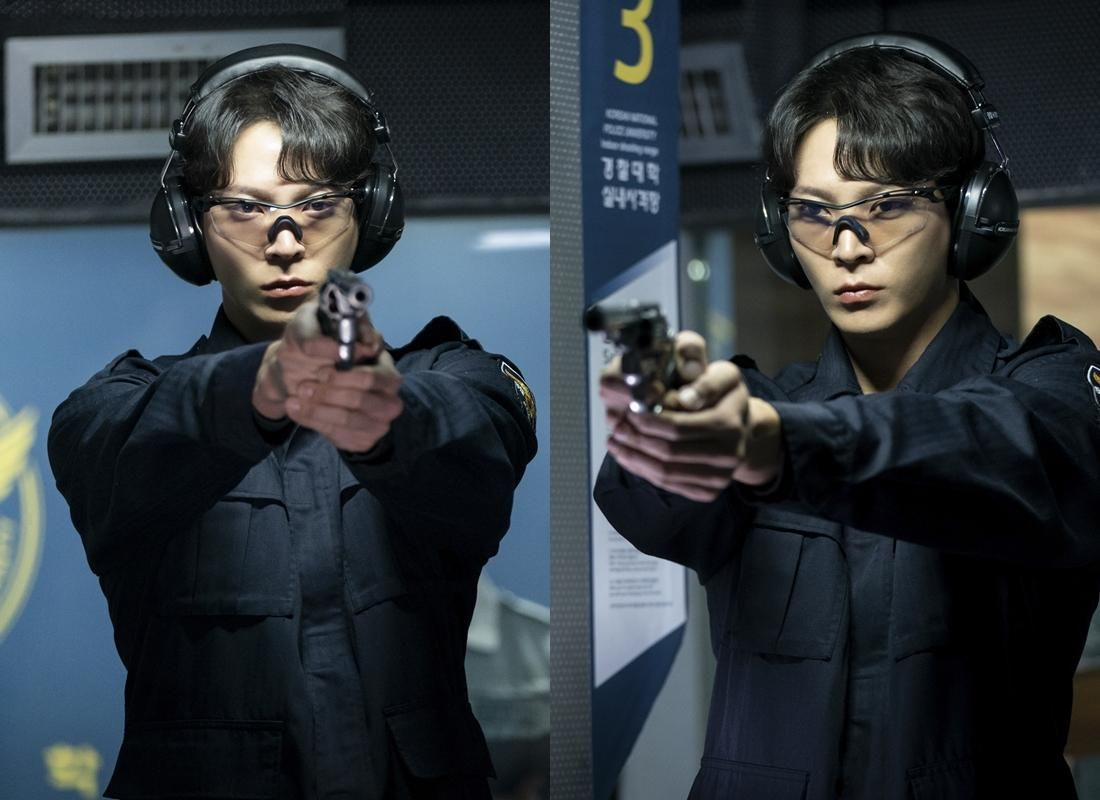 Joo Won di drama Korea Alice