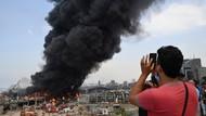 Kebakaran Lagi di Pelabuhan Beirut Usai Ledakan Amonium Nitrat, Ada Apa?