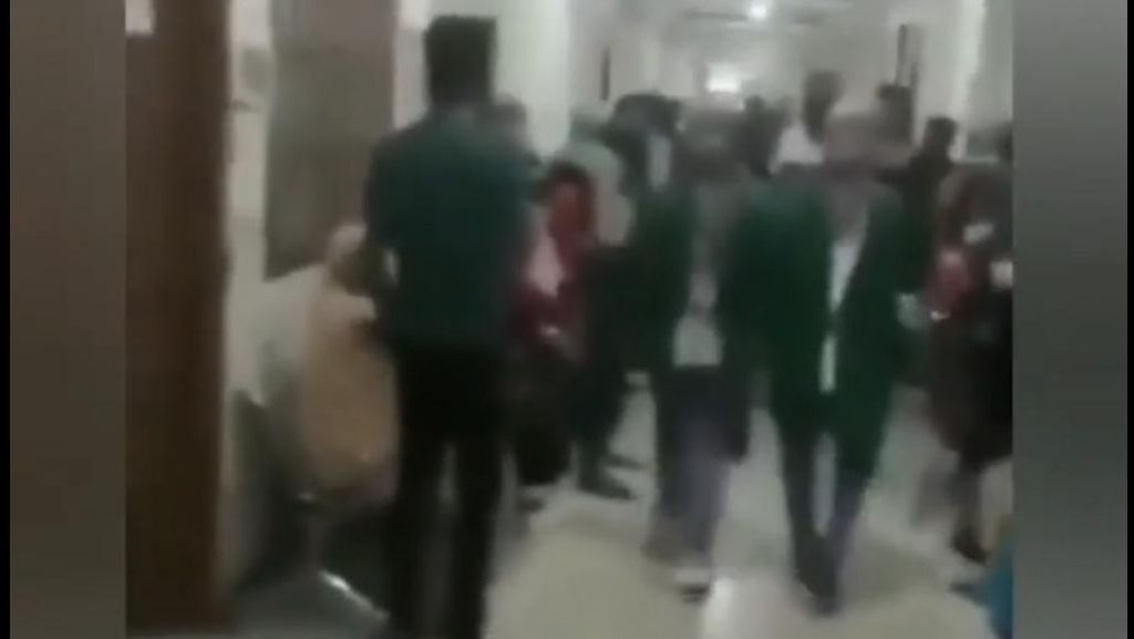 Viral Video Keluarga Marah Gegara Pasien Disebut Corona di Tangerang