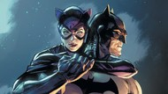 Cerita Cinta Batman dan Catwoman Belum Berakhir