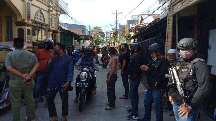 Lokasi Tawuran Warga di Makassar