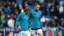 Gara-gara Gareth Bale, Luka Modric Kapok Main Golf