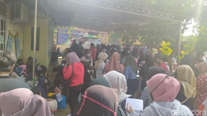 Pelamar Kerja di Cianjur