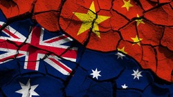 China Ngamuk Usai Australia Cabut Perjanjian Belt and Road