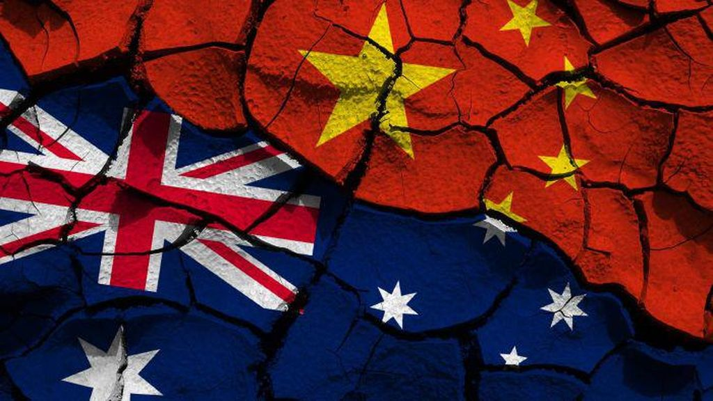 China Ngamuk Usai Australia Cabut Perjanjian Belt and Road